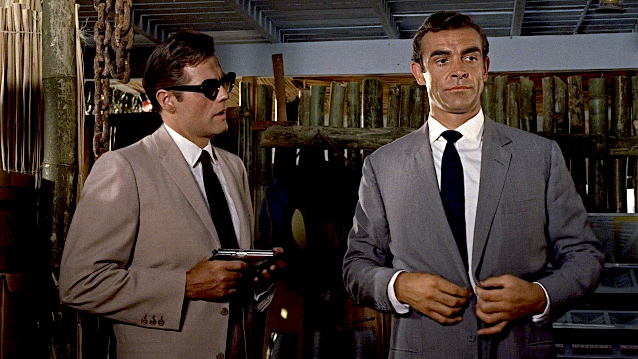 Dr. No - 1962 - English