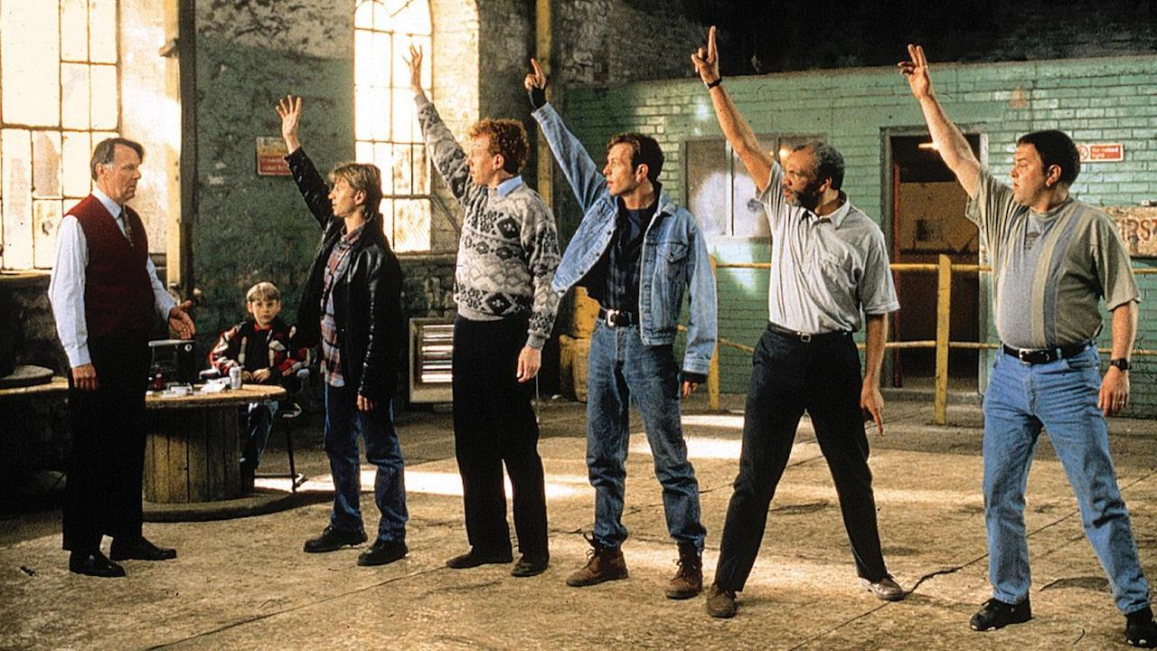 The Full Monty - 1997 - English