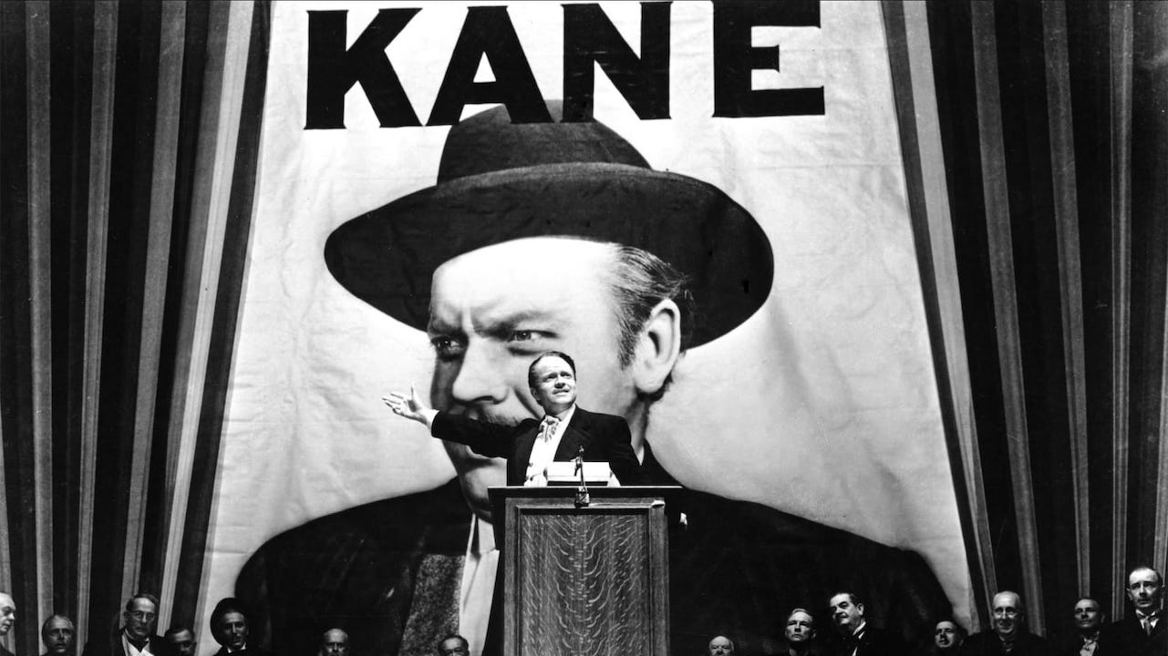 Citizen Kane - 1941 - English