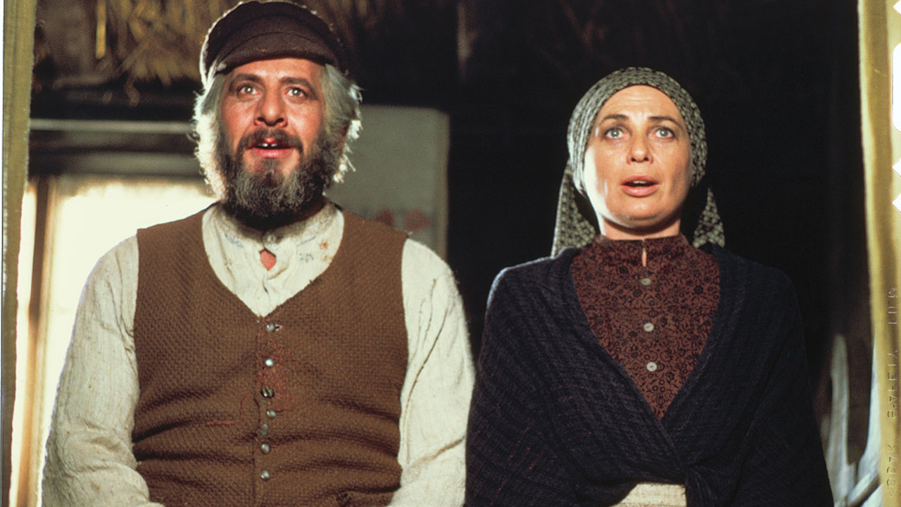 Fiddler on the Roof - 1971 - English