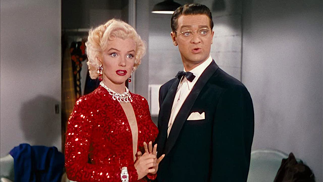 Gentlemen Prefer Blondes - 1953 - English