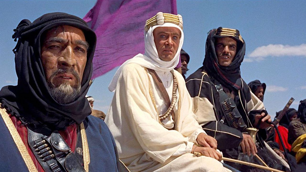 Lawrence of Arabia - 1962 - Français