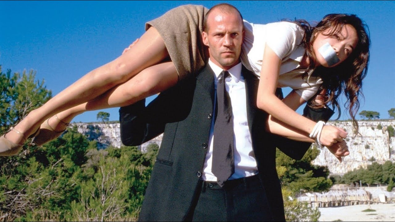 The Transporter - 2002 - English