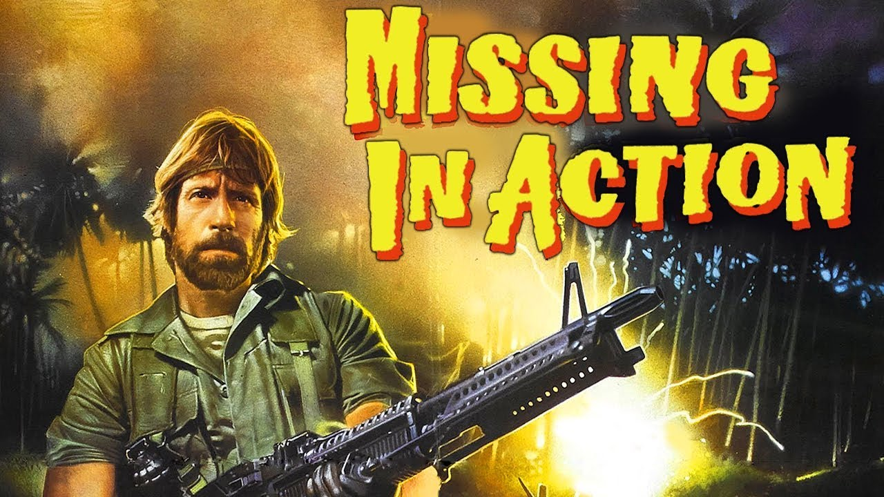 Missing in Action - 1987 - English