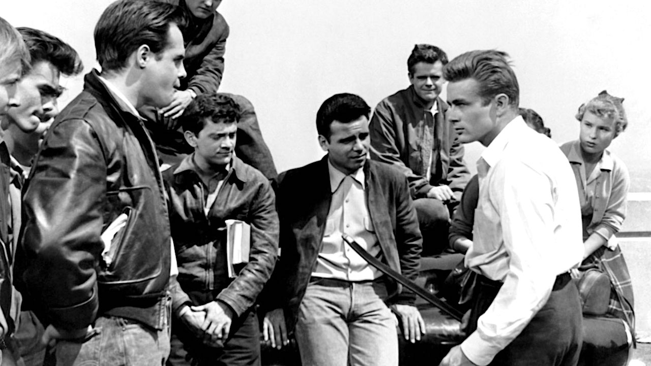 Rebel Without a Cause - 1955 - Inglés