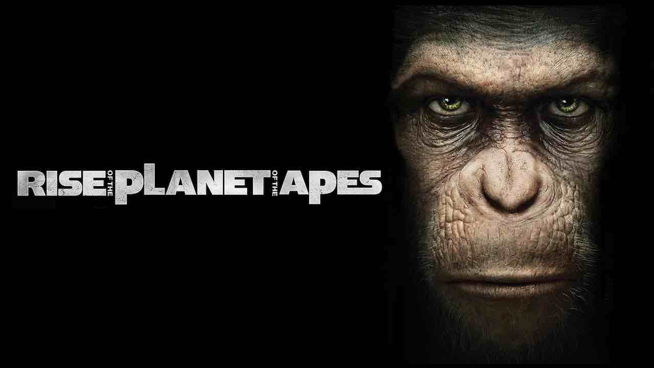 Rise of the Planet of the Apes - 2011 - English