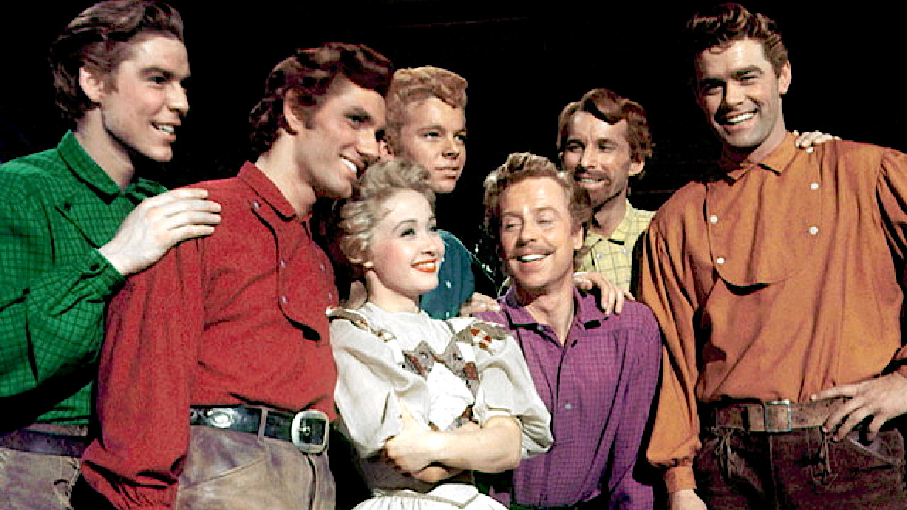 Seven Brides for Seven Brothers - 1954 - English