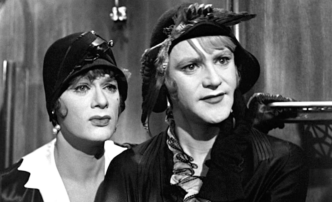 Some Like It Hot - 1959 - Inglés