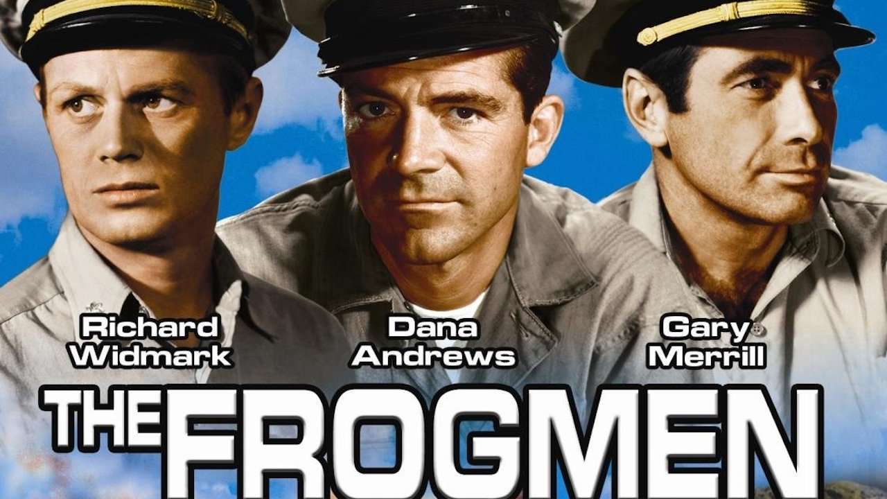 The Frogmen - 1951 - English