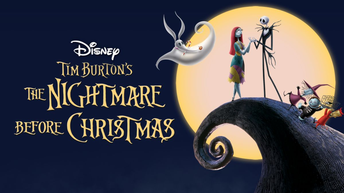 The Nightmare Before Christmas - 1993 - English