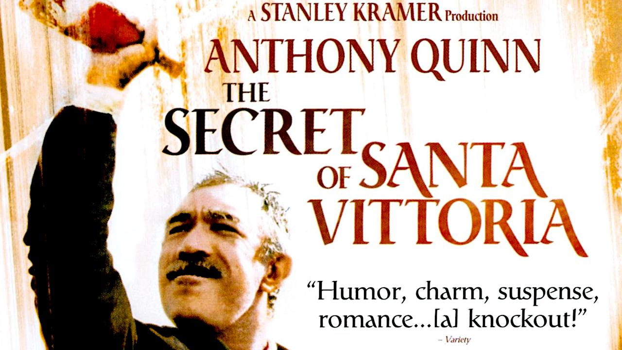 The Secret of Santa Vittoria - 1969 - English