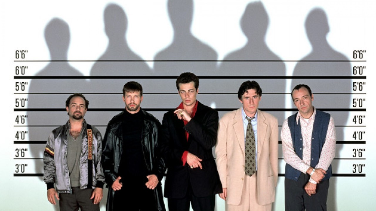 The Usual Suspects - 1995 - English