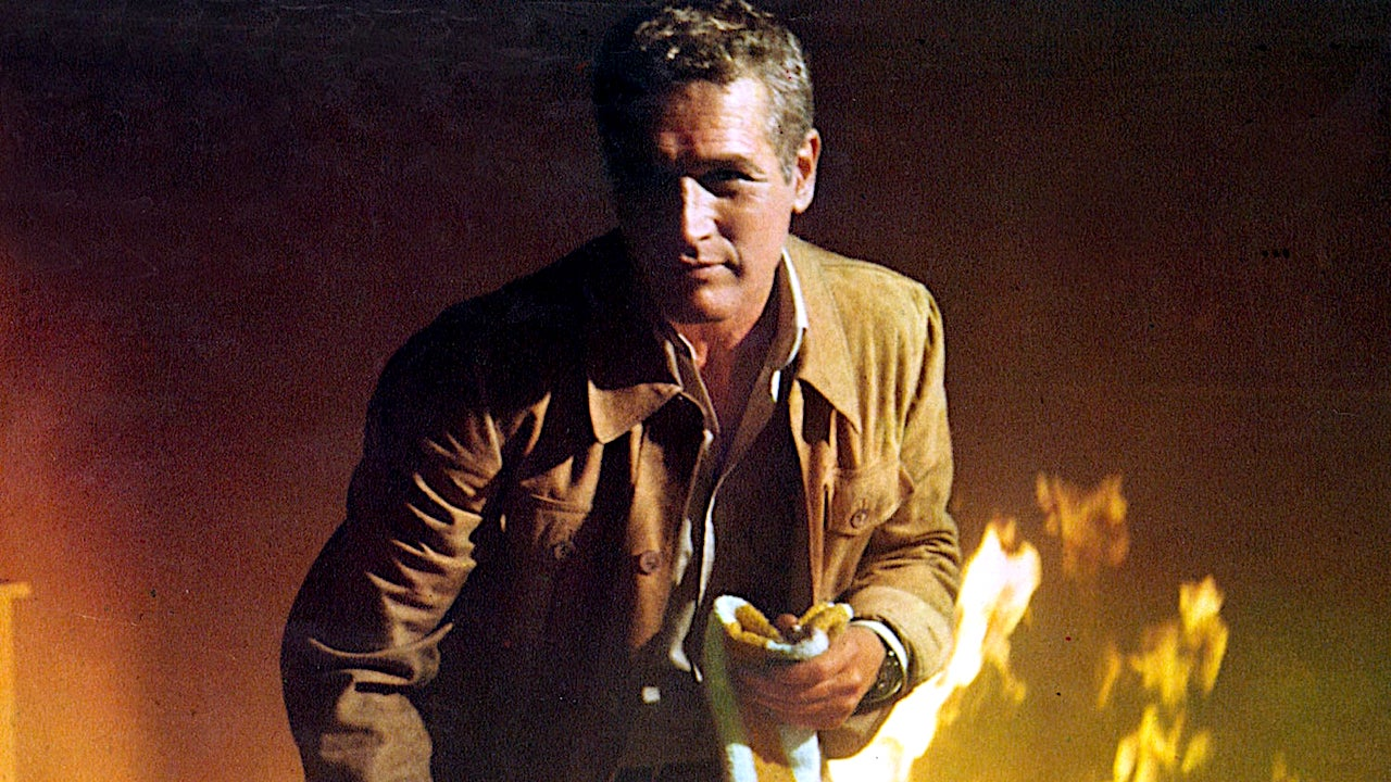 The Towering Inferno - 1974 - English
