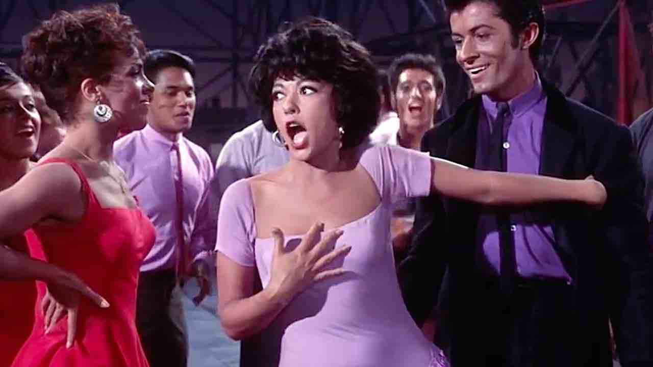 West Side Story - 1961 - English