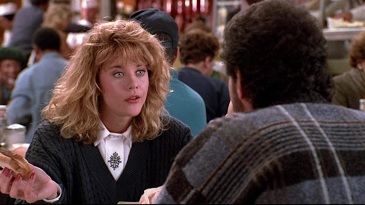 When Harry Met Sally - 1989 - English