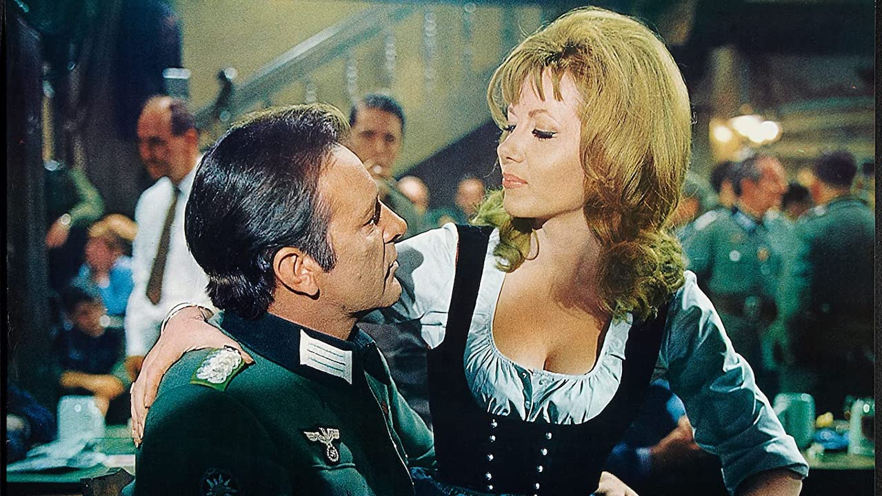 Where Eagles Dare - 1968 - English