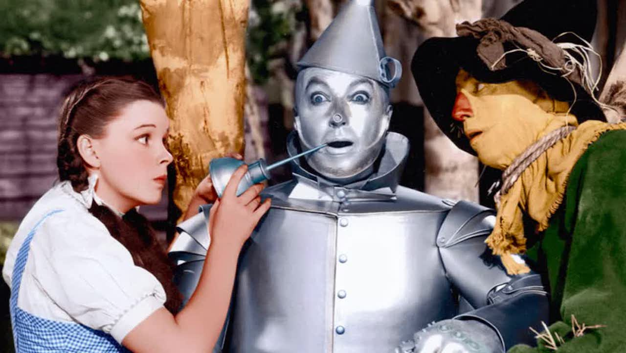 The Wizard of Oz - 1939 - English